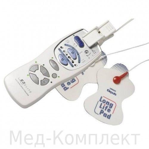 Электромассажер OMRON Е2 ELITE (TENS-миостимулятор).